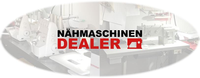 Naehmaschinen-Dealer-Geisenhausen