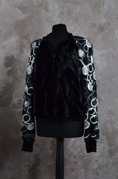 Silk-and-Soul-Bomberjacke-Black-1
