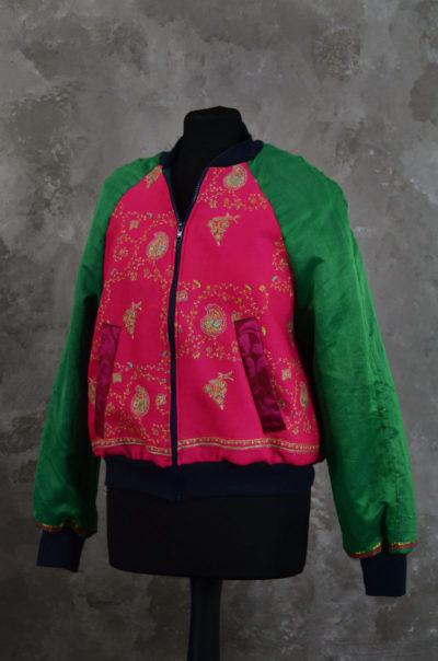 Silk-and-Soul-Bomberjacke-Pink-1